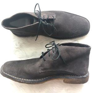 Johnston & Murphy Chukka Ankle Boots